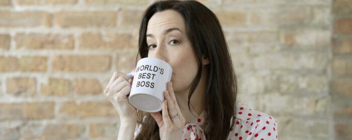 Michelle Kaffko, World's Best Boss