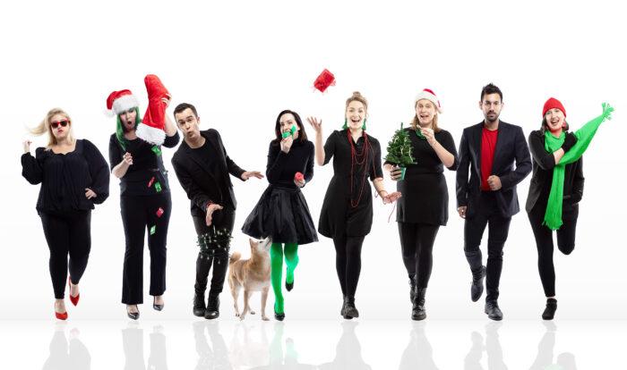 Happy Holidays from Organic Headshots