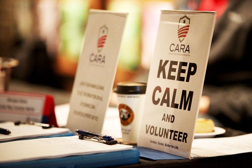 Chicago Volunteer Expo 2014